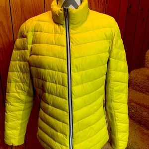 New York and Company Puffer Jacket